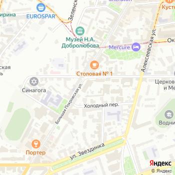 Почта с индексом 603008 на Яндекс.Картах