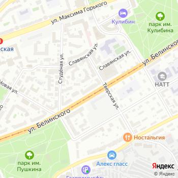 Алла Тур на Яндекс.Картах
