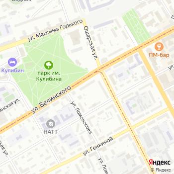 Почта с индексом 603115 на Яндекс.Картах