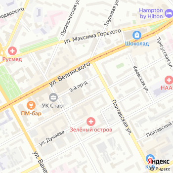Альфа Климат на Яндекс.Картах