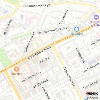 Джем на Яндекс.Картах