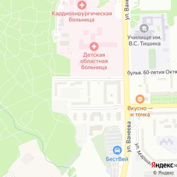 Амиго на Яндекс.Картах