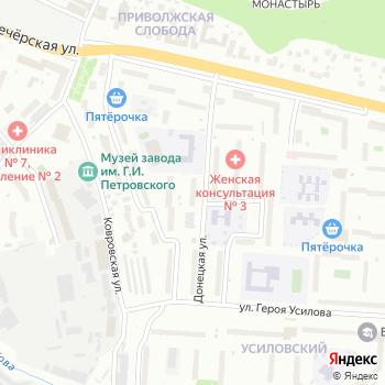 Жилищник на Яндекс.Картах