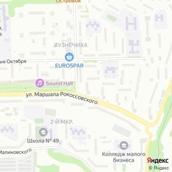 Лилу на Яндекс.Картах