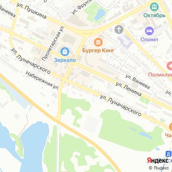Центурион-Регион на Яндекс.Картах