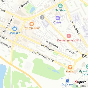 Магазин стройматериалов и инструмента на Яндекс.Картах