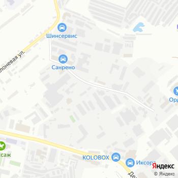 Крючков и К на Яндекс.Картах