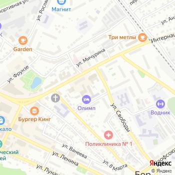 Магия красоты на Яндекс.Картах
