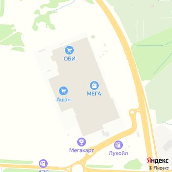 Calvin Klein на Яндекс.Картах