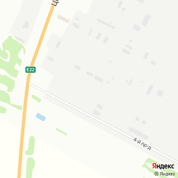 Сибур-Кстово на Яндекс.Картах