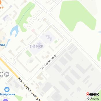 Жилкомресурс на Яндекс.Картах