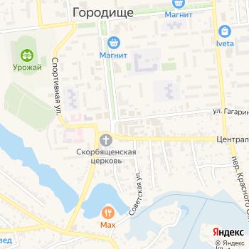 Время Профи на Яндекс.Картах