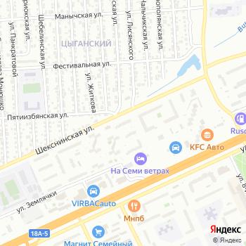 Пиар-Мания на Яндекс.Картах