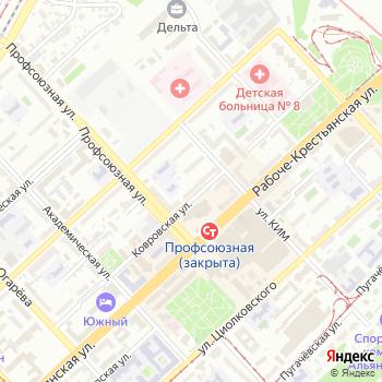 Изюми на Яндекс.Картах