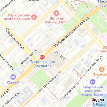Центр бытовых услуг на Яндекс.Картах