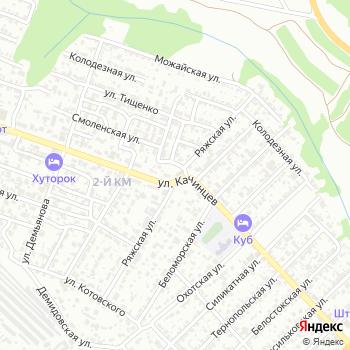 Зигзаг на Яндекс.Картах