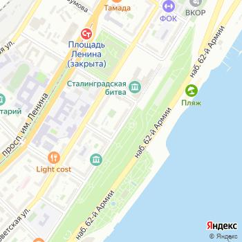 Почта с индексом 400053 на Яндекс.Картах