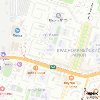 Гимназия №2 на Яндекс.Картах