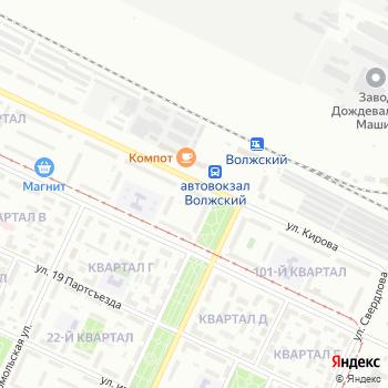 Библиотека №6 на Яндекс.Картах