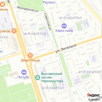 Почта с индексом 404111 на Яндекс.Картах