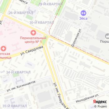 Метэкс на Яндекс.Картах