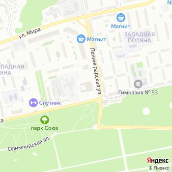 Весна на Яндекс.Картах