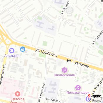 Адвокатский кабинет Степанова С.И. на Яндекс.Картах