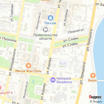 Бизнес Юрист на Яндекс.Картах