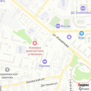 Мастерская по ремонту одежды на ул. Измайлова на Яндекс.Картах