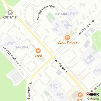 Островок на Яндекс.Картах