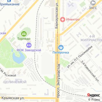 Отдел полиции №2 на Яндекс.Картах