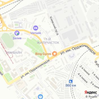 Кир КВ на Яндекс.Картах