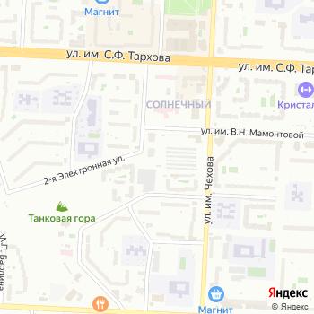 ЖЭУ на Яндекс.Картах