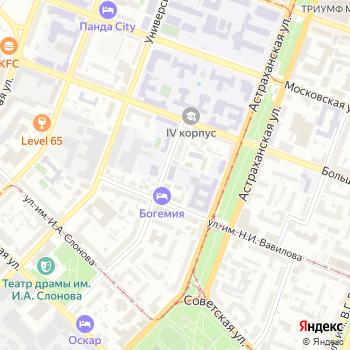 Центр турецкого языка и культуры на Яндекс.Картах