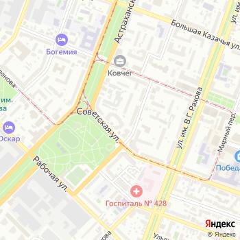 Лагуна-тур на Яндекс.Картах