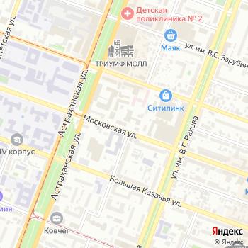Почта с индексом 410023 на Яндекс.Картах