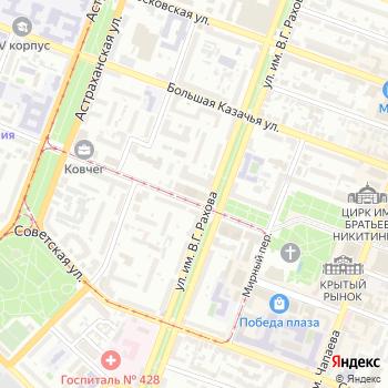 Nova на Яндекс.Картах