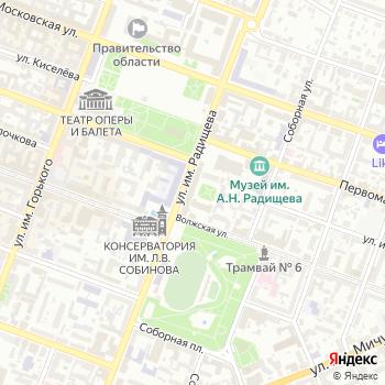 Милан на Яндекс.Картах