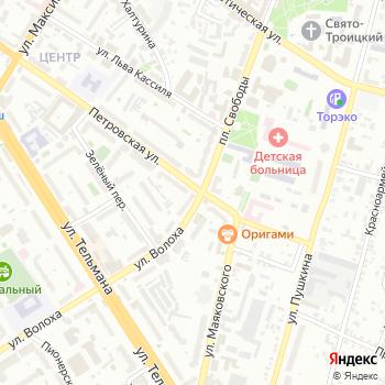 Жигулевъ на Яндекс.Картах