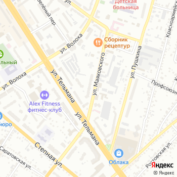 Дом Нуга Бест на Яндекс.Картах