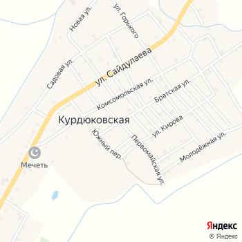 Почта с индексом 366103 на Яндекс.Картах