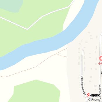 Почта с индексом 165556 на Яндекс.Картах