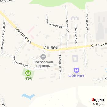 Почта с индексом 429520 на Яндекс.Картах