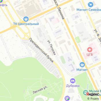 Промвентиляция на Яндекс.Картах