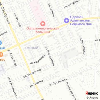 Интерлак на Яндекс.Картах