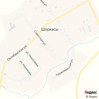 Почта с индексом 429316 на Яндекс.Картах