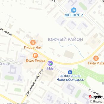Чистовъ на Яндекс.Картах