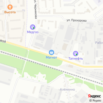 Еврофуд на Яндекс.Картах