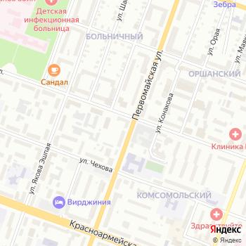 Бытовёнок на Яндекс.Картах