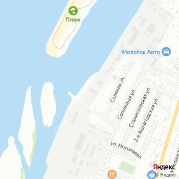 Инвест-Строй на Яндекс.Картах